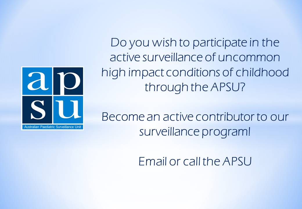 Become an active contributor to the APSU